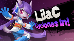 Lilac Cyclones In! by hextupleyoodot