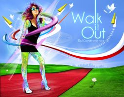 Walk It Out by Picasso007