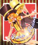 VOCAFUSION: Kagamine Rin + Len by SquishyCommishies
