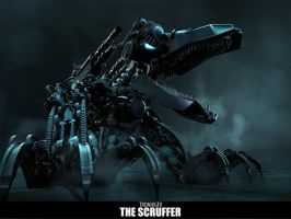 The Scruffer by TronixGFX