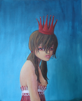 Red Crown by KittyRei