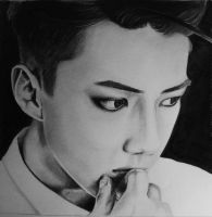Overdosed Oh Sehun by Devient-tart
