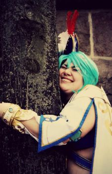 Hyrule Warriors Lana: Love Nature! by StarMintsCosplay