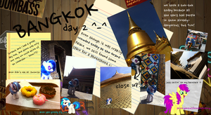 Discovering Bangkok with Scratch - Day 2 by anonymousnekodos