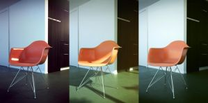Eames Plastic Armchair3 by c4lito3d