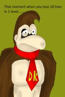 Donkey kong country in a nutshell by kingofthedededes73