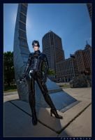 Catwoman in Detroit by Melima51