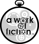 A Work of Fiction 2 (Band Logo) by allonsykimberly