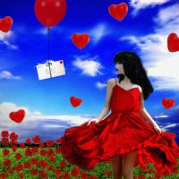 Love is in the air by assica