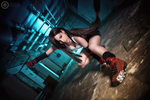 Tifa - Breaking limits by LadyDaniela89