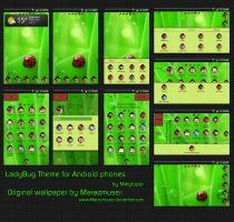 Ladybug Android theme by malytopol