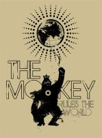 The Monkey by willblackwell
