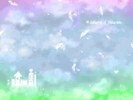 WALLPAPER: I Dreamt of Heaven. by ember-snow