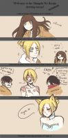 Shingeki no Kyojin Drawing Meme by Kuroniseni