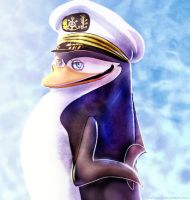 +Penguins of Madagascar+ Captain Skipper by LeoKatana