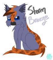 CP: Stormbreeze Flat-Colour by R0S3TT4