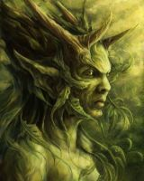Dryad by benu-h