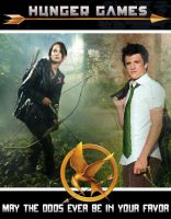 The Hunger Games poster fanmad by ishadowhunter