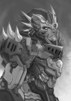 Speed+ : Grayscale by Beriuos