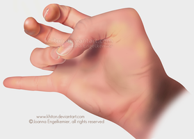 My Hand by khiton