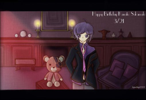DL: Happy Birthday Kanato Sakamaki by AquaAngel1010