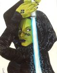 Barriss Offee by Batmags509