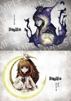 DEEMO by peroro-circle