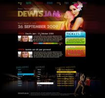 Dutch singer Dewi 1 by D72