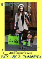 Lucy Hale -2  by Jazminswag-Editions