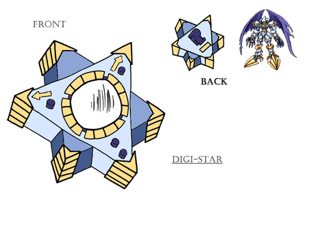 Digivice for Rise of the Royal Knights RP by Regretfulmuffin