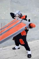 Naruto cosplay - Hidan by The S.C. Cosplay by theSCcosplay