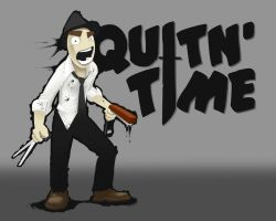 Quitn' Time by AstroHelix