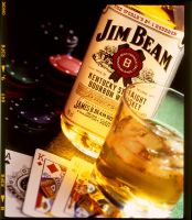 Jim Beam by DigitalDecayPhoto