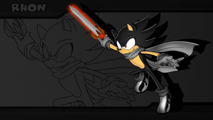 .:collab extra:. Rhon the hedgehog by GamistTH