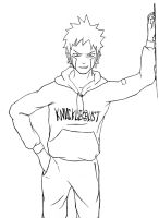 modern Inuzuka by knuckledust123
