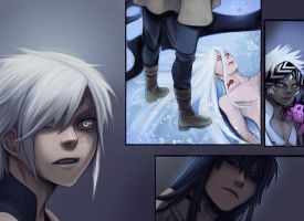 DGM Out of the cold by Delila2110