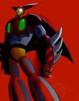 Super Robot Wars: Getter Robo by bernce