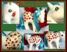 2011 Christmas Custom- TAF Merryberry by wylf