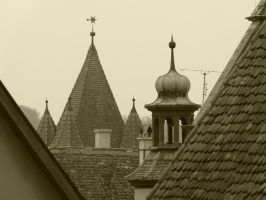 Rothenburg . Sternenturm by utico