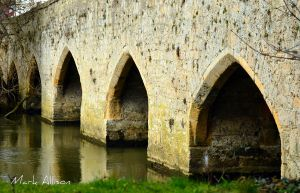 Abingdon Bridge by Mark-Allison