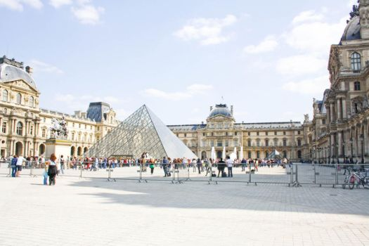 louvre by 50minutes