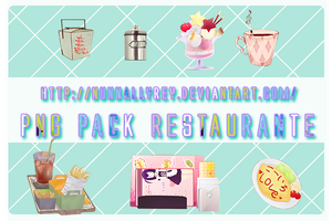 Pack Restaurante by Nunnallyrey