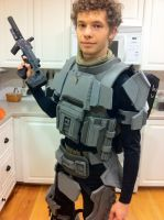 [WIP] ODST Cosplay by LikeTheReaper