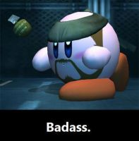 SSBB Captions: Kirby by Project856