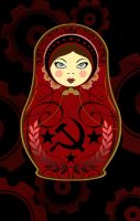 russian doll variant by BrentSmith-aloadofBS