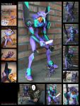 Papercraft_EVA 01 by FranciscoETCHART
