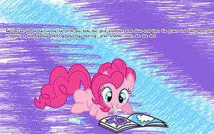 Pinkie's coloring song by Timexturner