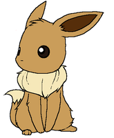 Eevee by ScaryMary95