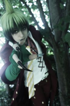 Amaimon- King of Earth - by CrimsonPureBlooded