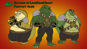 Gators of LKHFF by BennytheBeast